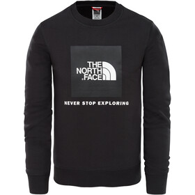The North Face Box Midlayer Niños, tnf black/tnf black